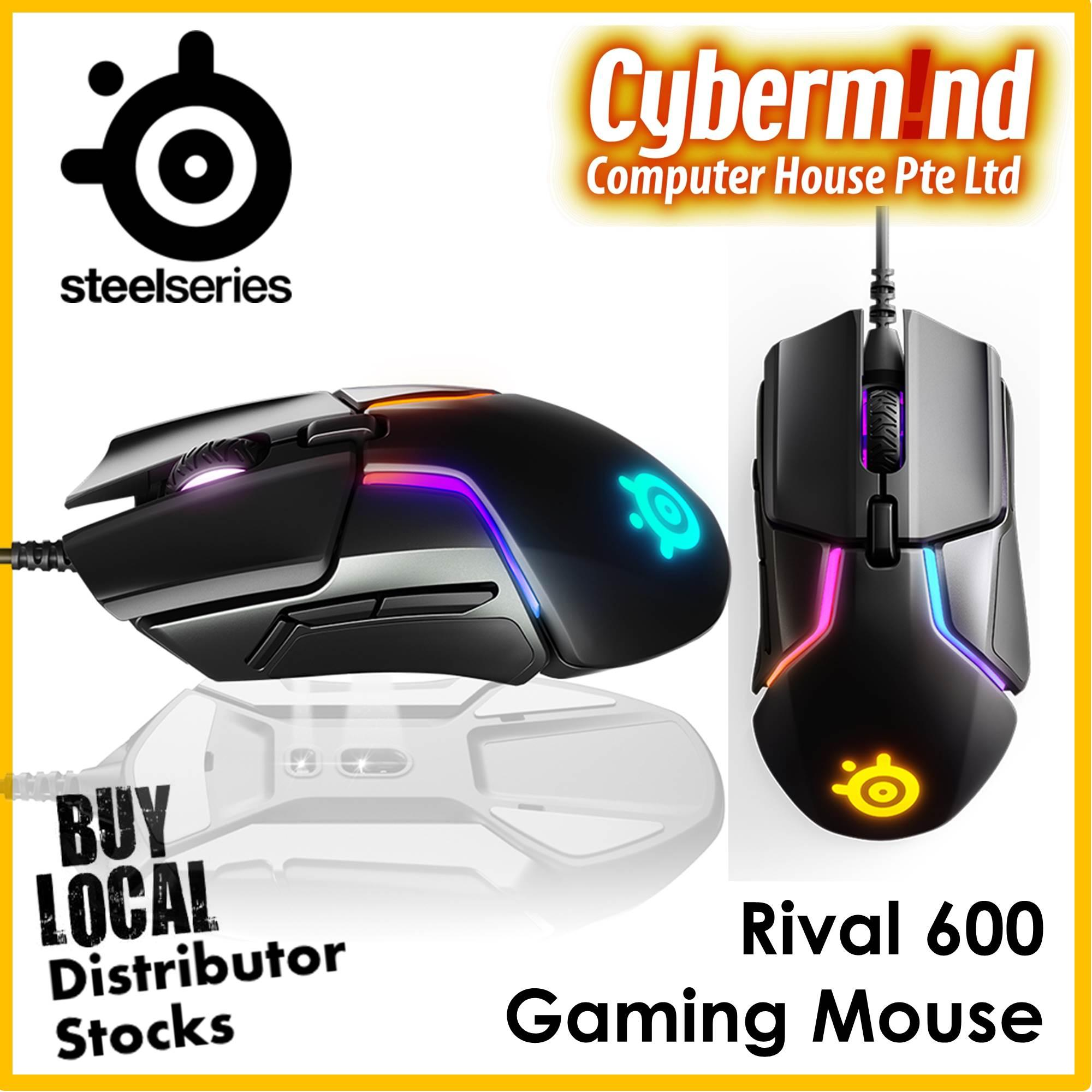 Steelseries Rival 600 - Gaming Mouse designed for eSports