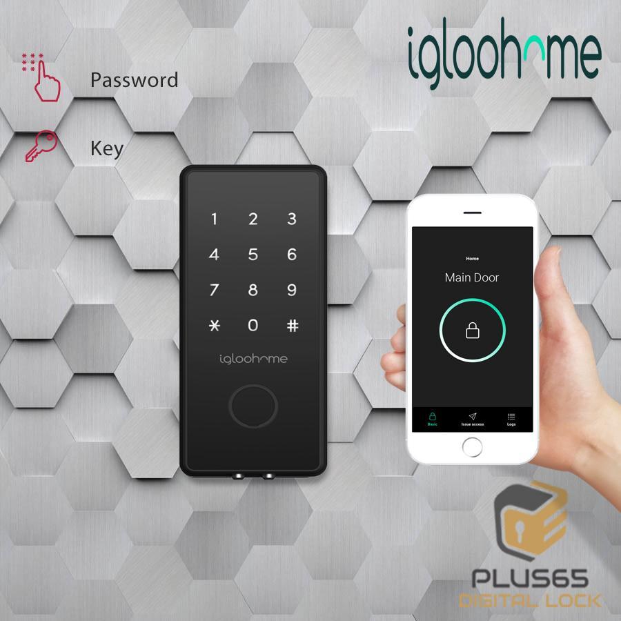 Igloohome DeadBolt 2S Digital Door Lock