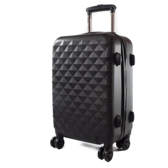 Retail Price 20 Inch Lightweight Scratch Resistant Luggage With Warranty