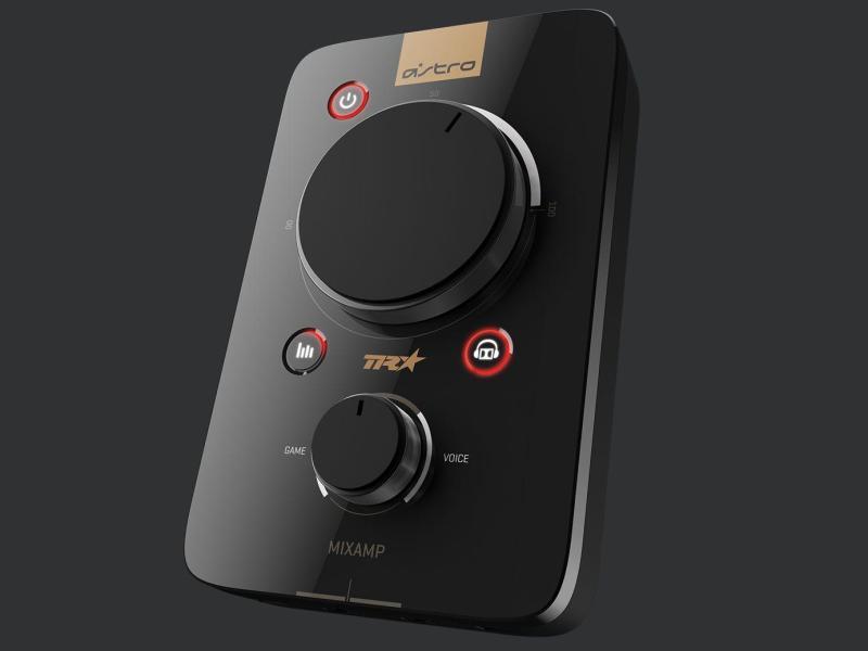Astro MixAmp Pro USB Sound Card - Logitech G Singapore