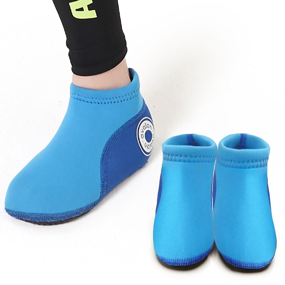 46dcd87c4e3 AVALON Aqua Slip-on Swimming Shoes For Baby Infant Kids Toddler -