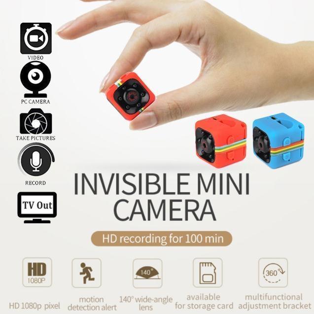 Mini Dv Hd Camera Hidden Camcorder 1080p Sport By Sgcart.