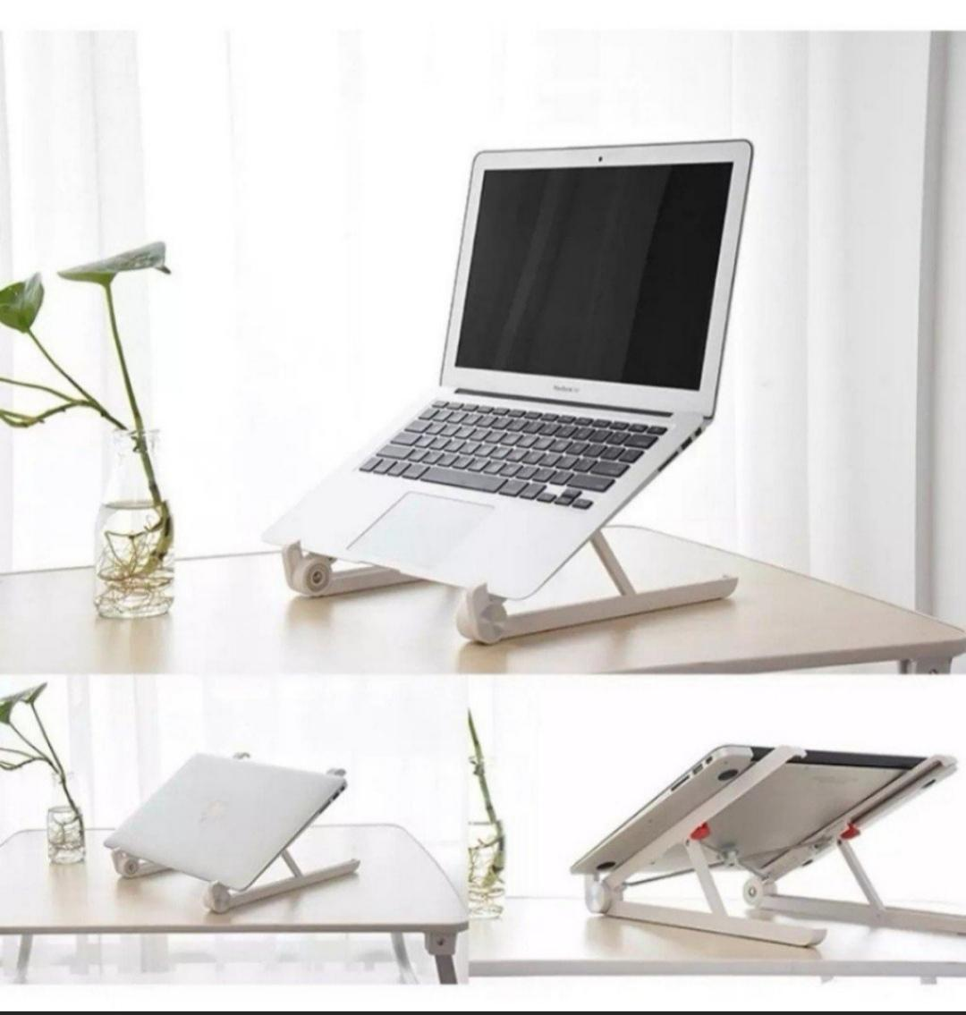 Portable Laptop Stand Foldable Adjustable Notebook Holder Laptop Stand Cooling Universal