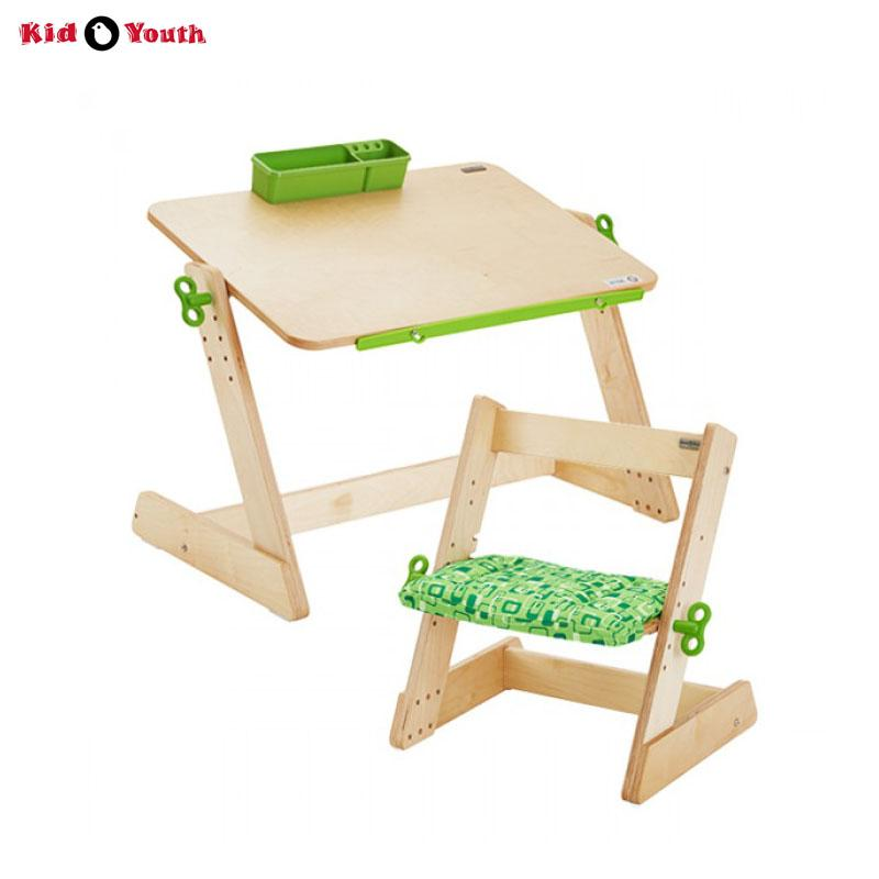 Adjustable Toddler Play Table And Chair Set Made In Taiwan [Kid2youth QMOMO]