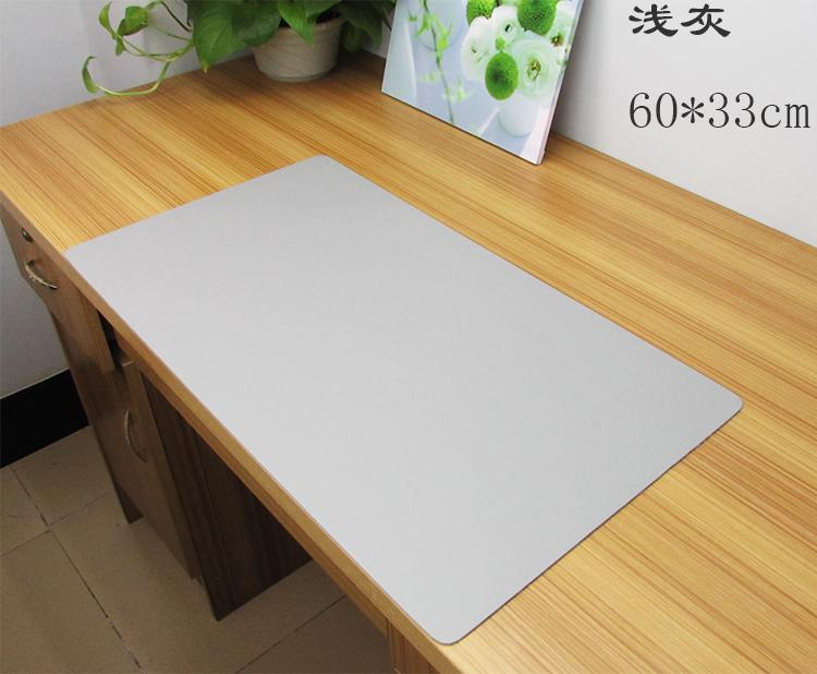 Double-sided waterproof large mouse pad