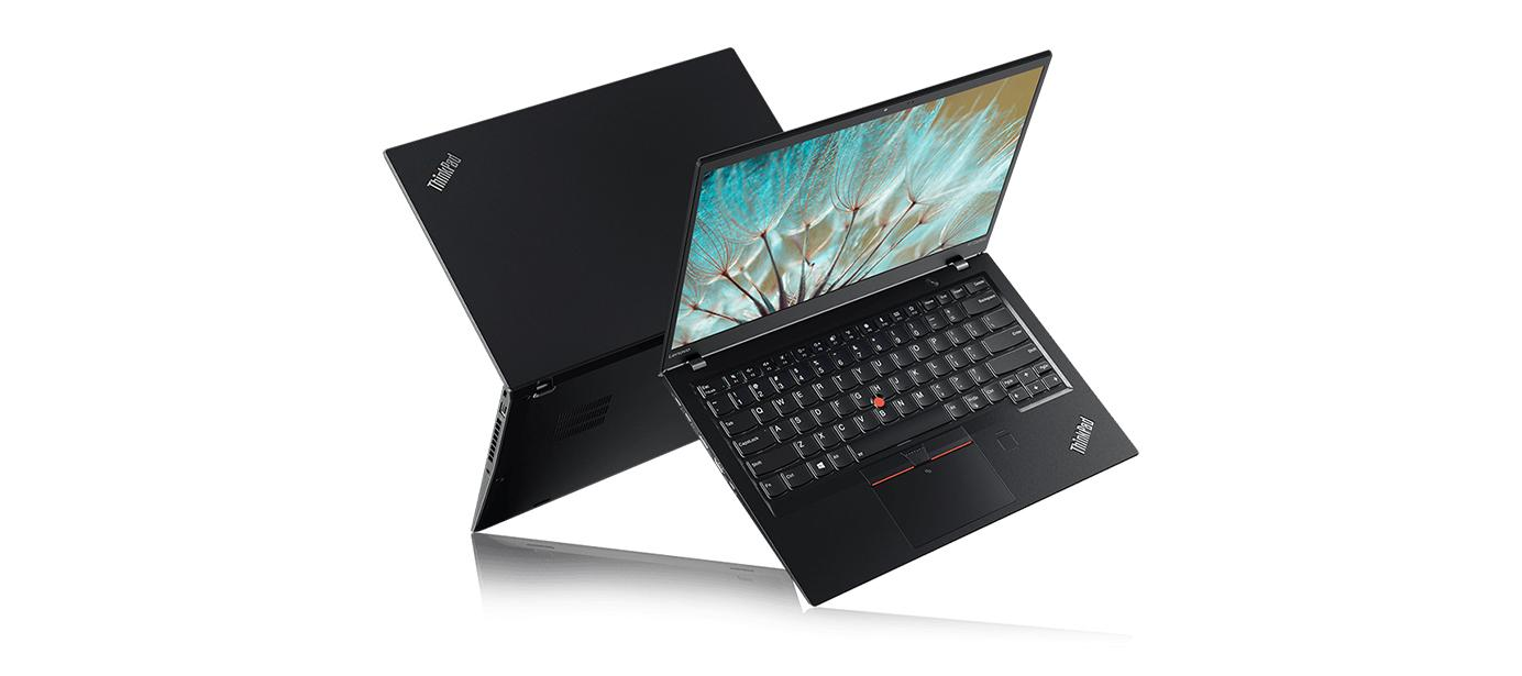 Lenovo ThinkPad X1 Carbon i7-8550U Windows 10 Pro 16GB DDR3 RAM + 1TB SSD PCIe NVMe OPAL-2 14 FHD IPS Anti Glare Display Intel HD Graphics