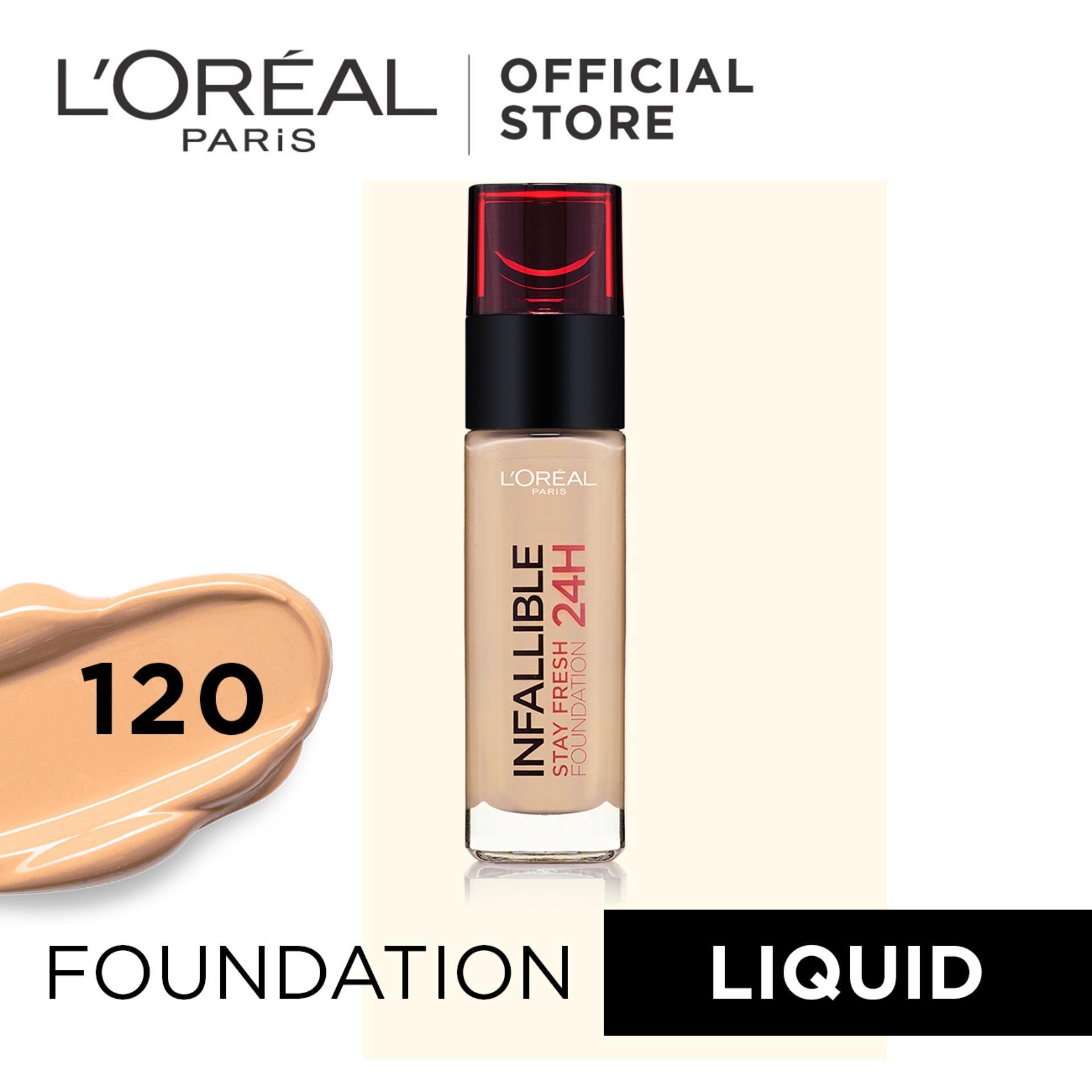 Infallible 24h Liquid Foundation - By Loréal Paris By Loreal Paris.