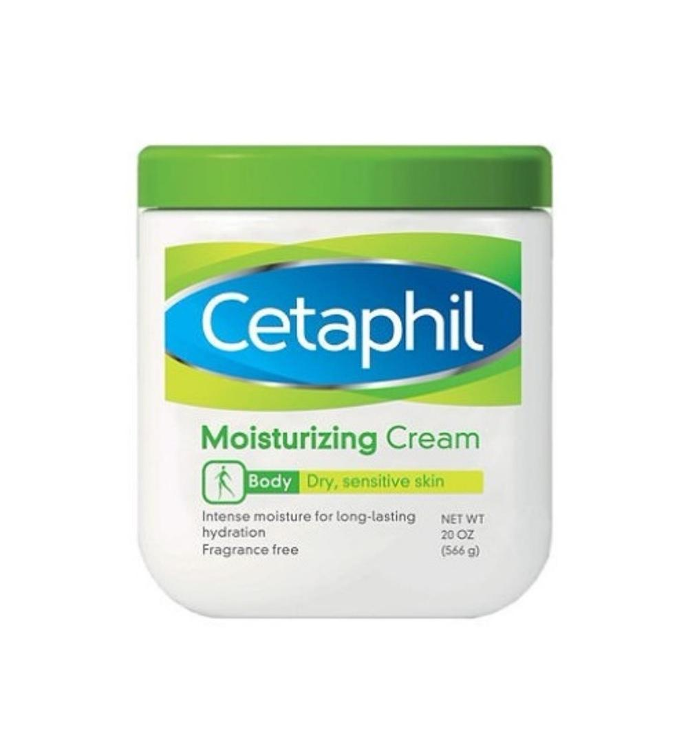 Cetaphil Moisturizing Cream 566g By Beauty Language.
