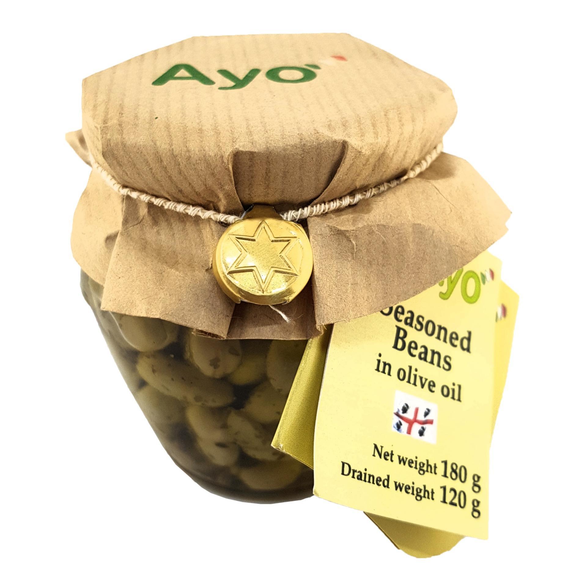 Ayo Seasoned Beans 180g By Horeca Marketplace.