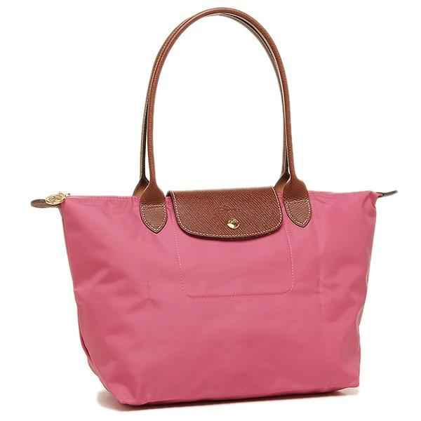 Longchamp Le Pliage 2605 Nylon Tote Small Peony Cheap
