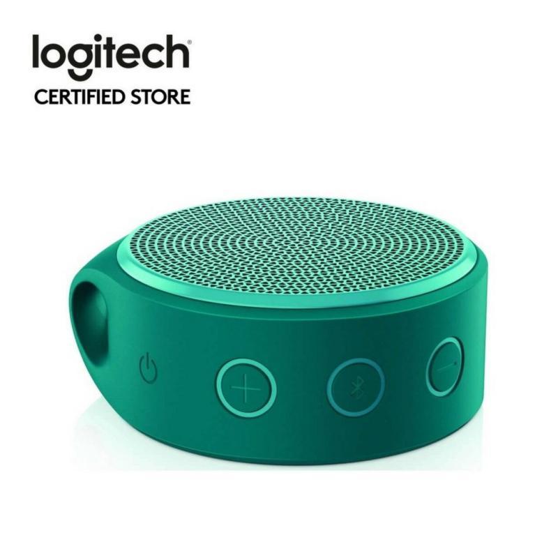 Logitech X100 Green Wireless Bluetooth Speaker Singapore