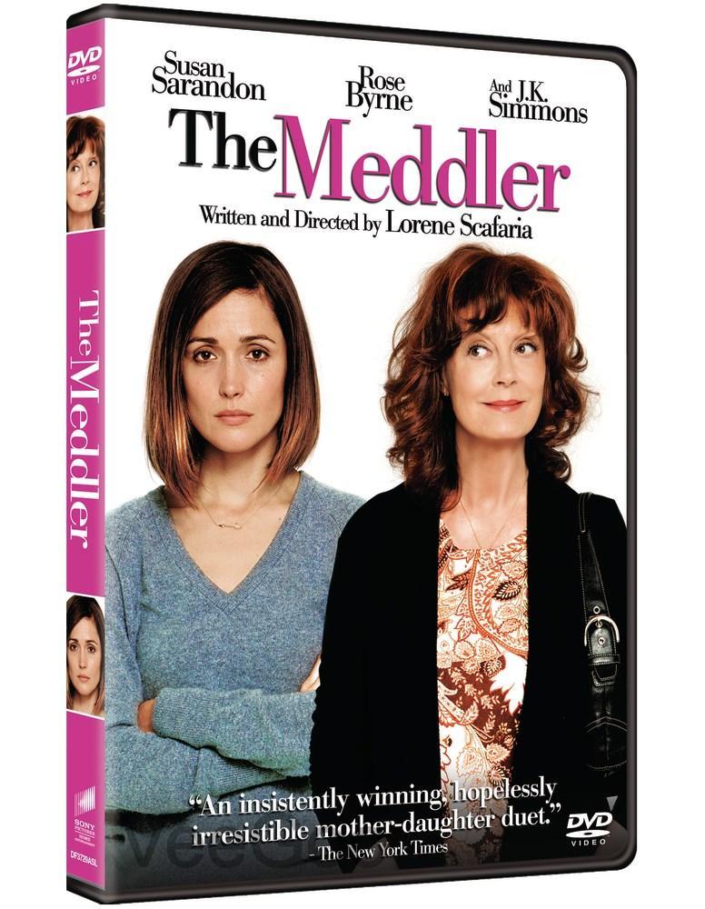 THE MEDDLER DVD (M18/C3)