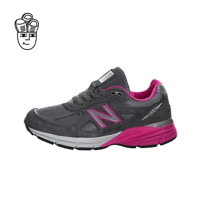 buy online bc8b0 3411f New Balance Women 990 (Made in USA) Running Shoes Women w990gp4 -SH