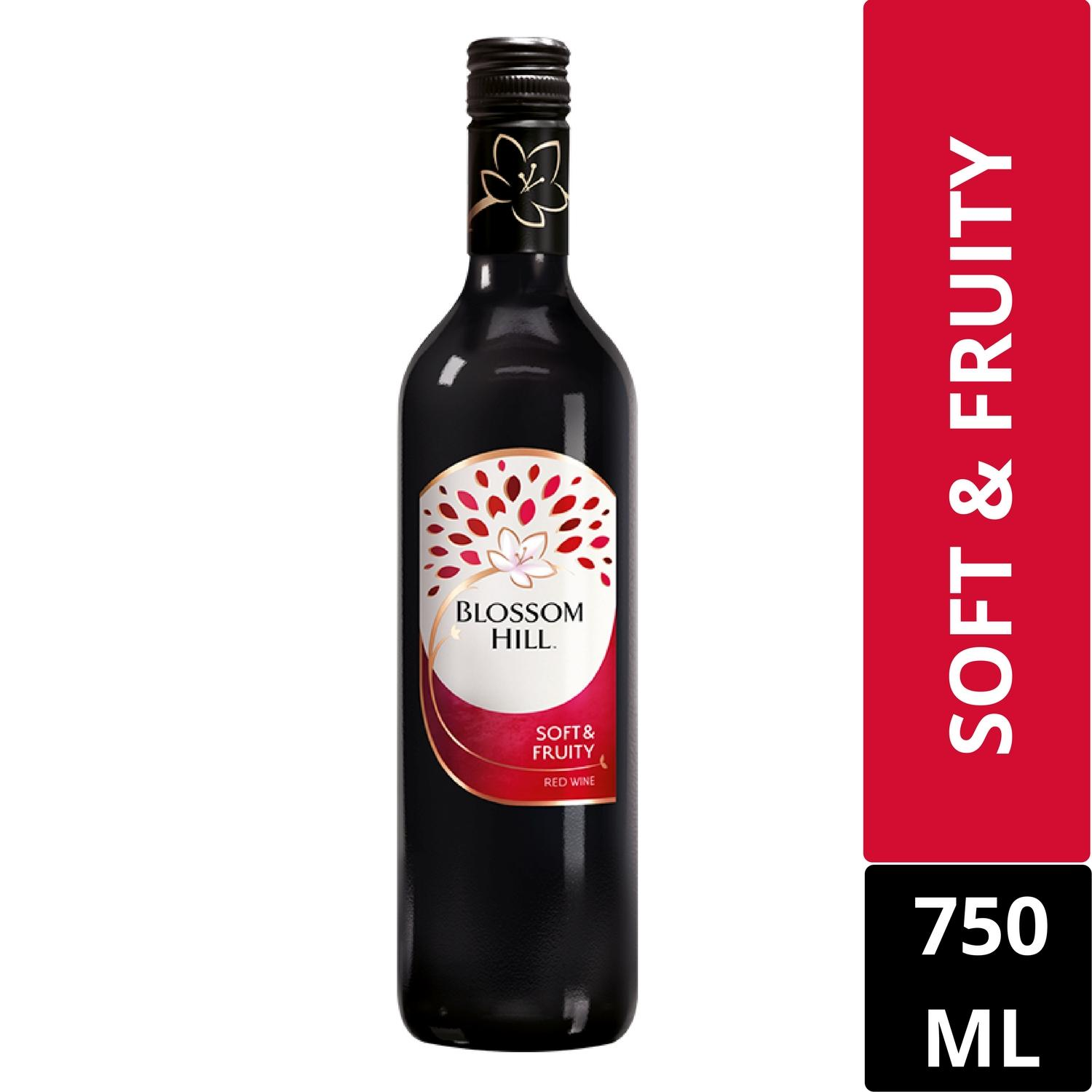 New Blossom Hill Soft Fruity Red Wine 750Ml