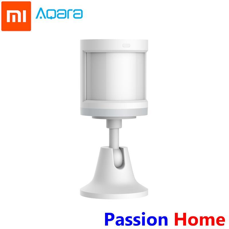 Aqara Body Motion and Light Sensor - Xiaomi Mijia Singapore