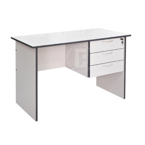 422 Study/Office Desk - L120xD55 (Grey colour)