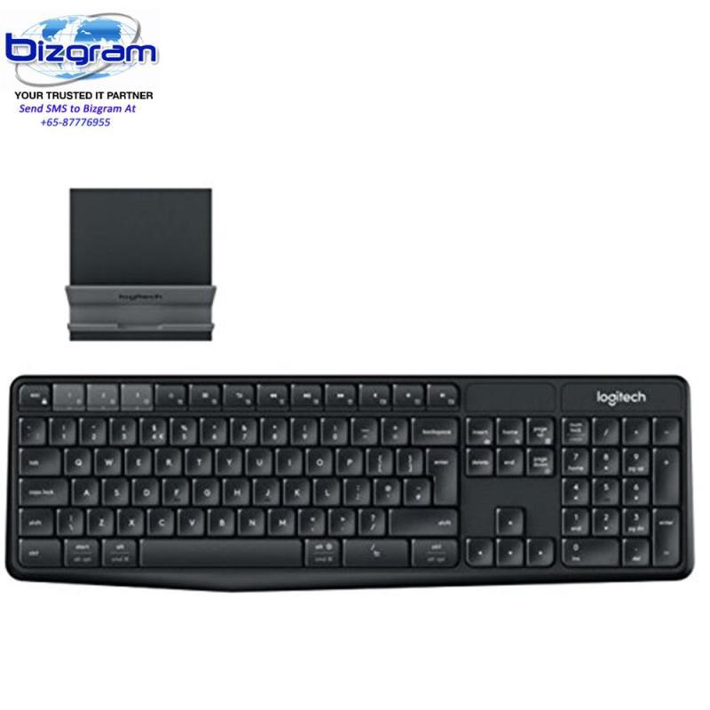 Logitech Wireless Combo multi device K375s 920-008250 Singapore