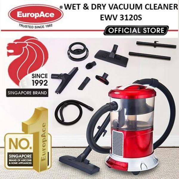 EWV 3120S WET & DRY VACUUM CLEANER Singapore