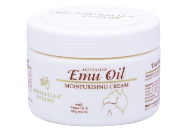 Buy AUSTRALIAN EMU OIL CREAM Singapore