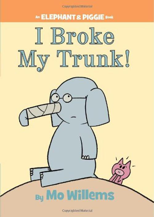 Mo Willems An Elephant and Piggie Books (Set 3)