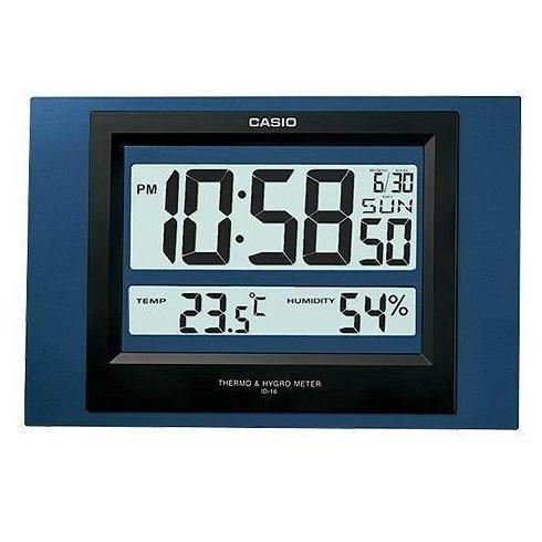 Casio blue  Wall & DESK Clock ID16-2D