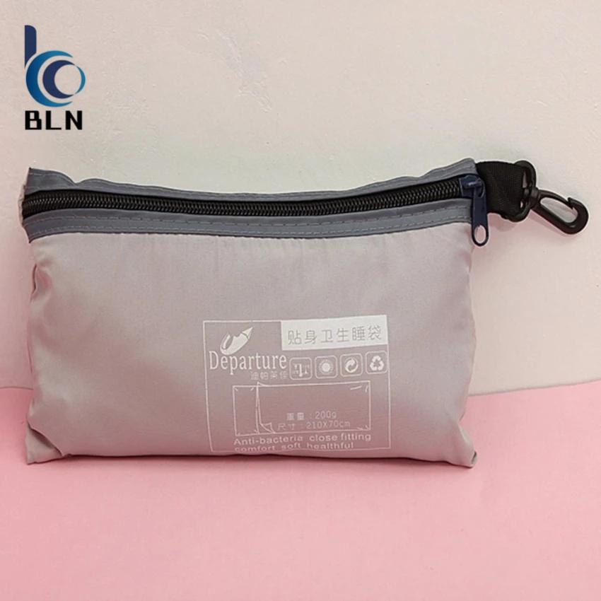 Compare Prices For 【Bln Outdoor】Hot Single Liner Silk Satin Inner Travel Hostel Sheet Sack Camping Sleeping Bag