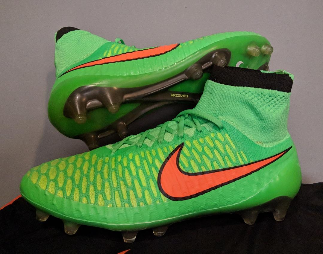 fb50ff29c10 NIKE MAGISTA OBRA FG 1ST GRADE FIRM GROUND FOOTBALL SOCCER BOOTS CLEATS  641322 380
