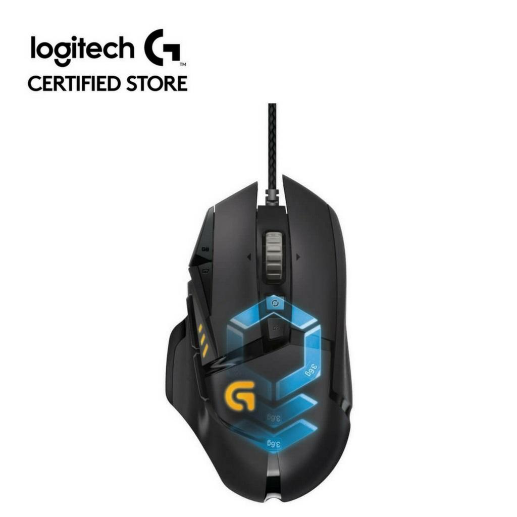 List Price Logitech G502 Proteus Spectrum Rgb Tunable Gaming Mouse With 12 000 Dpi Logitech