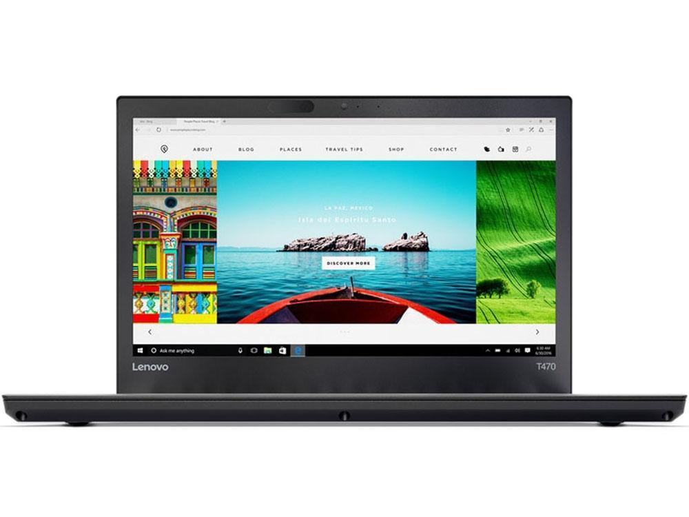 Lenovo ThinkPad T470: 14FHD WWAN Intel® Core™ i5-7200u Processor T Series Ultrabook 14 (7th Gen)