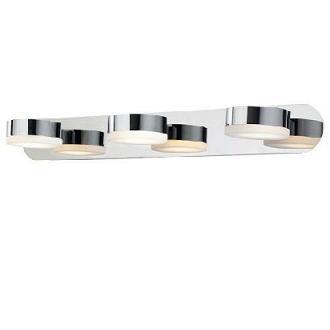 MARKSLOJD 102501 HAVERDAL CHROME  (3pcs)  WALL LAMP - DELIGHT