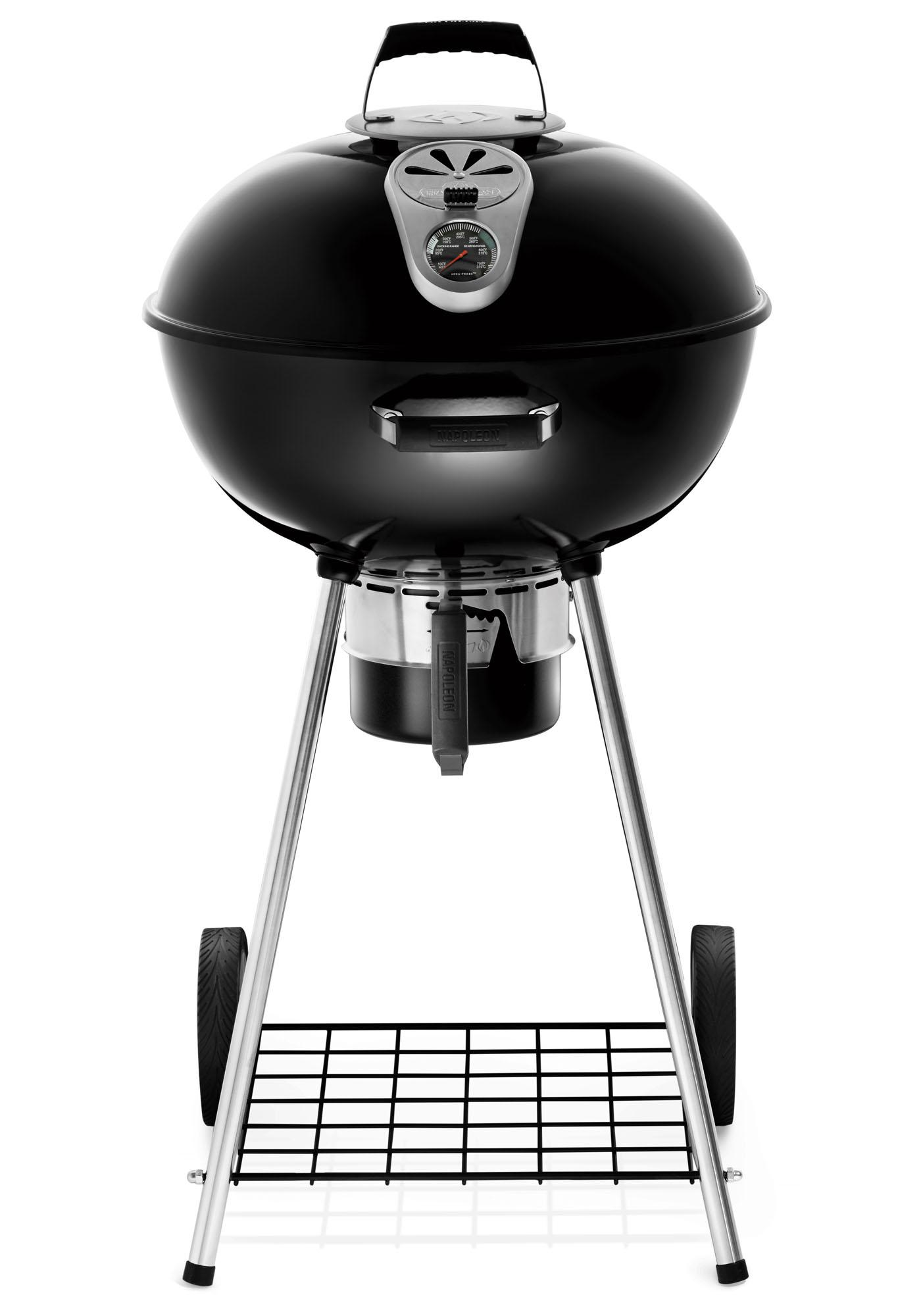 Napoleon Charcoal 22 Kettle Grill (Free Cover)
