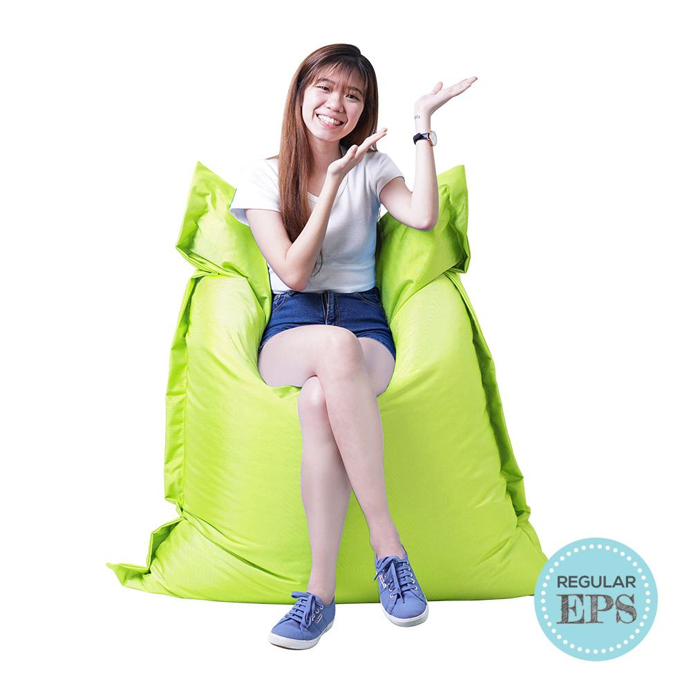 Versa bean bag by SG Beans (Regular EPS beans filling)