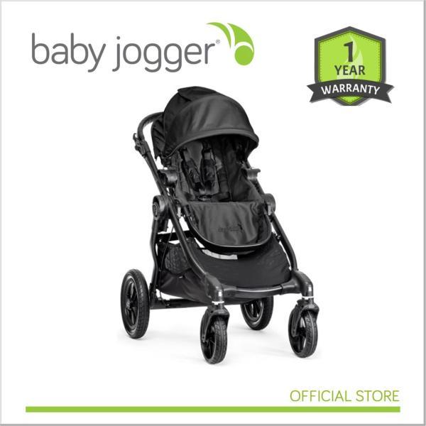 Baby Jogger City Select Black (Black Frame) Singapore
