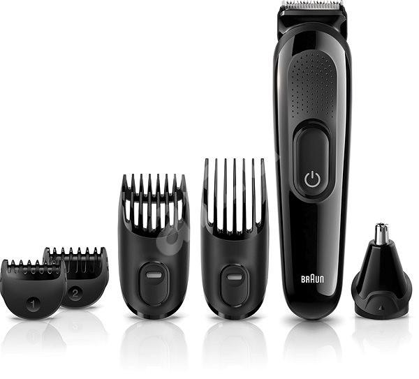 Braun - Multi Grooming 6-in-1 Beard and Hair Trimming Kit 88991ba9f7f