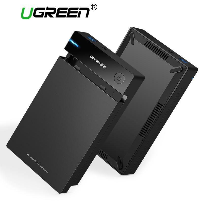 Portable External Hard Drive Hard Case For WD Seagate Toshiba Samsung USB 3.0