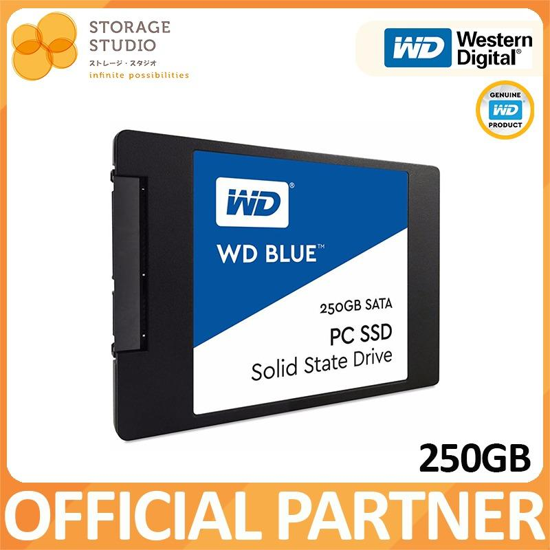 Sale Wd 250Gb Blue Ssd 7Mm On Singapore