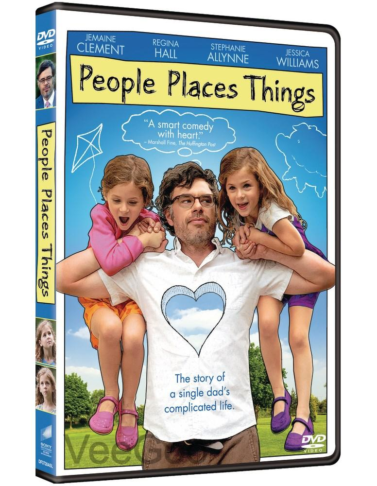 PEOPLE PLACES THINGS DVD (NC16/C3)