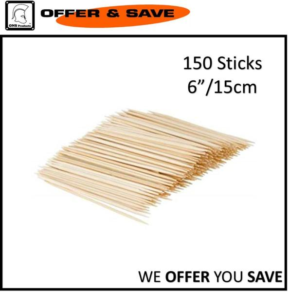 Bamboo Skewer/Satay Stick For BBQ 6