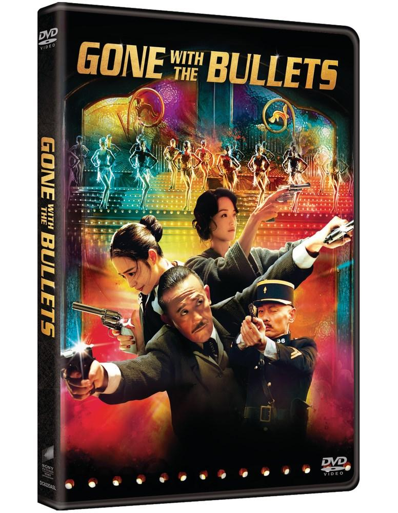 GONE WITH THE BULLETS DVD (PG13/C3)