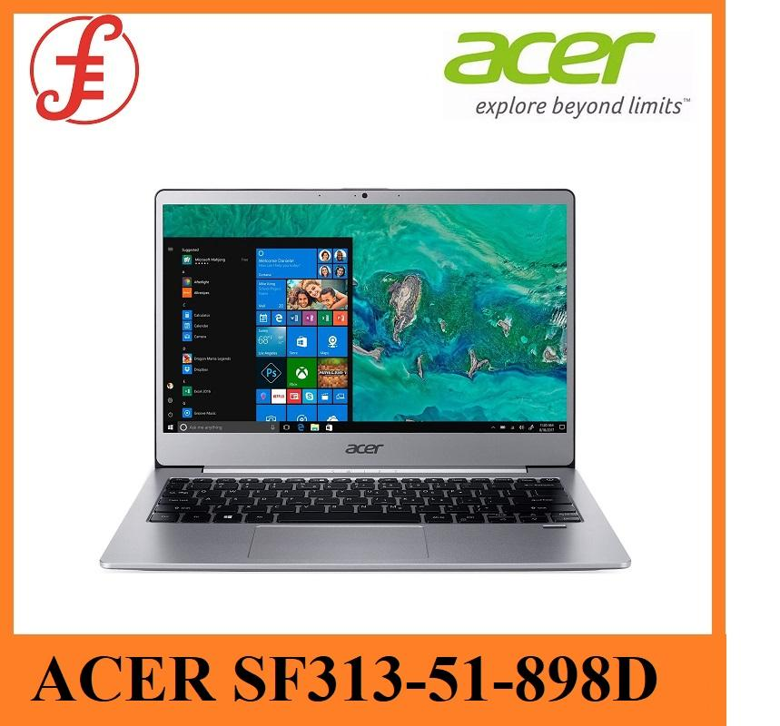 ACER SF313-51-898D SWIFT 3 LTE SF313-51-898D 13.3 INCH INTEL CORE I7-8550U 8GB 512GB NVME SSD WIN 10 (SF313-51-898D)