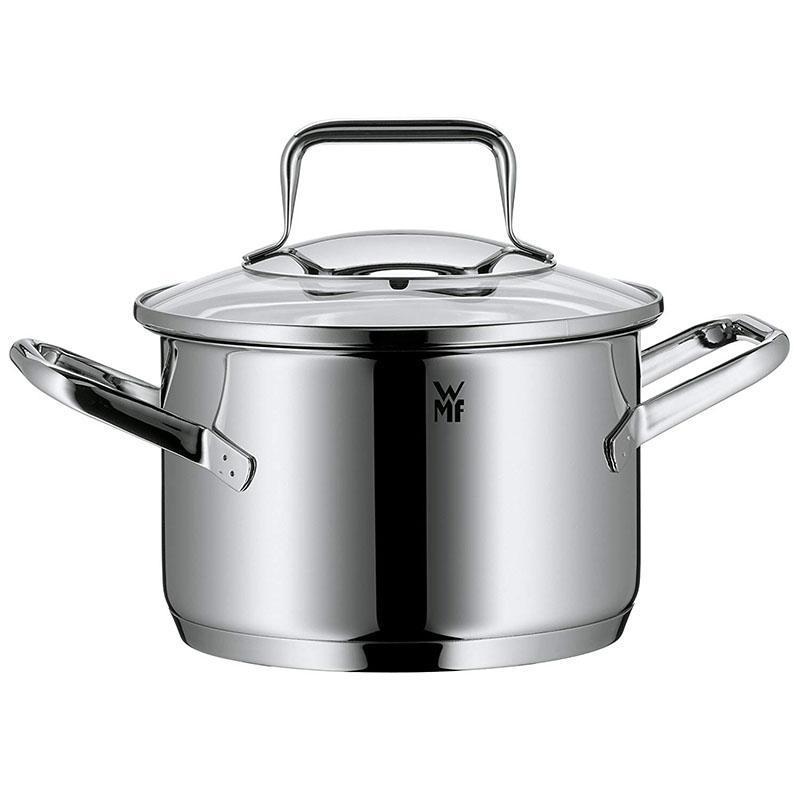 Germany WMF Stainless Steel Big Stew Pot Stewing Pot Stew-pan Deep Stewing Pot Trend Germany Creating Singapore