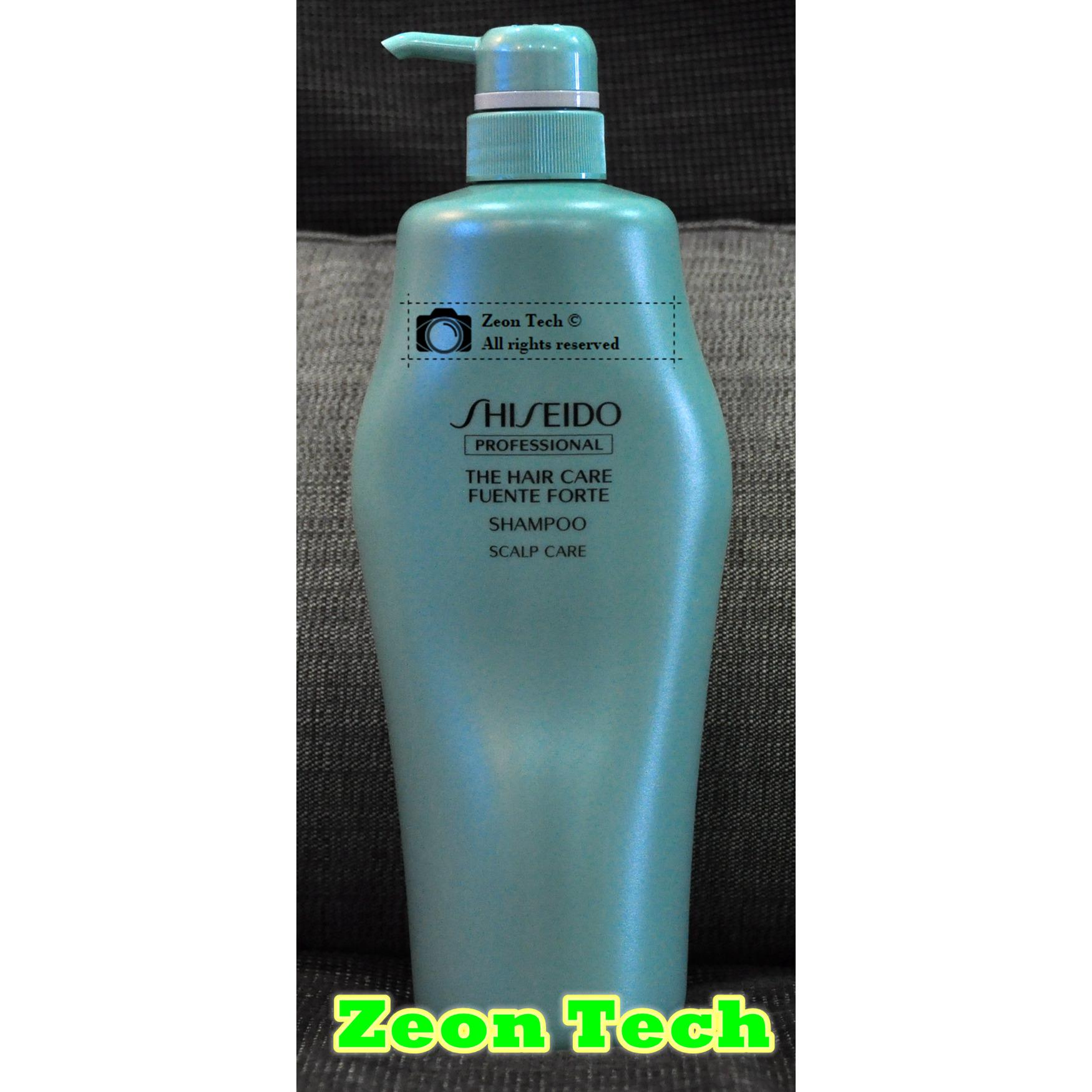 SHISEIDO Professional Fuente Forte Shampoo 1000mL [MADE IN JAPAN] [FREE SHIPPING]