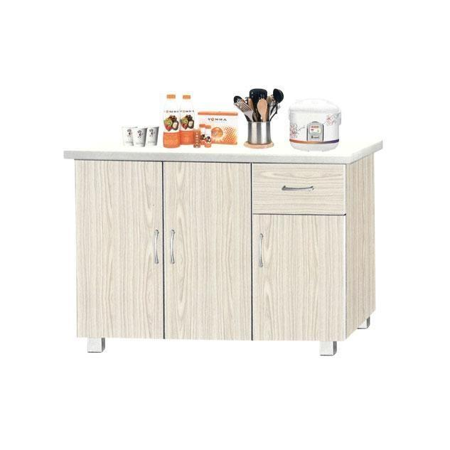 Coupon Megafurniture Aegner Kitchen Cabinet