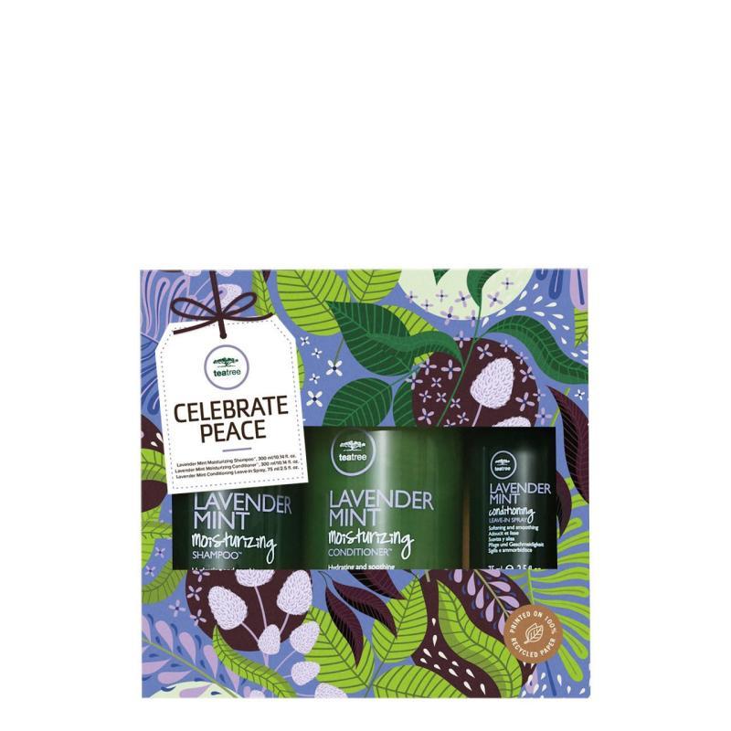 Buy Paul Mitchell Tea Tree Lavender Mint Holiday Gift Set Singapore
