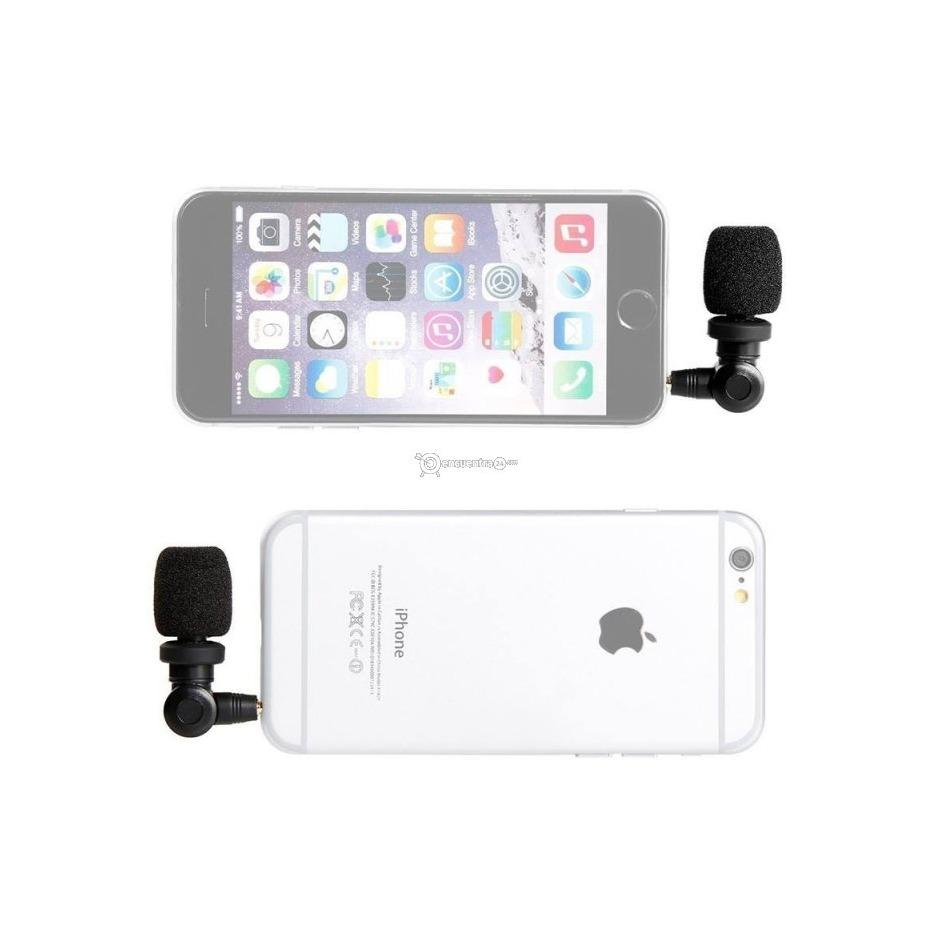 Discount Saramonic Smartmic Condenser Microphone For Ios And Mac 3 5Mm Connector Singapore