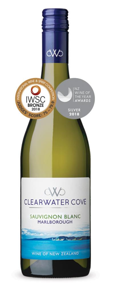 Clearwater Cove By Peter Yealands Marlborough Sauvignon Blanc, 750ml By Wines4you.