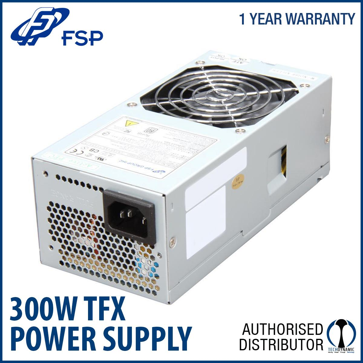 Sale Fsp 300W Tfx Power Supply 80 Bronze Fsp Online