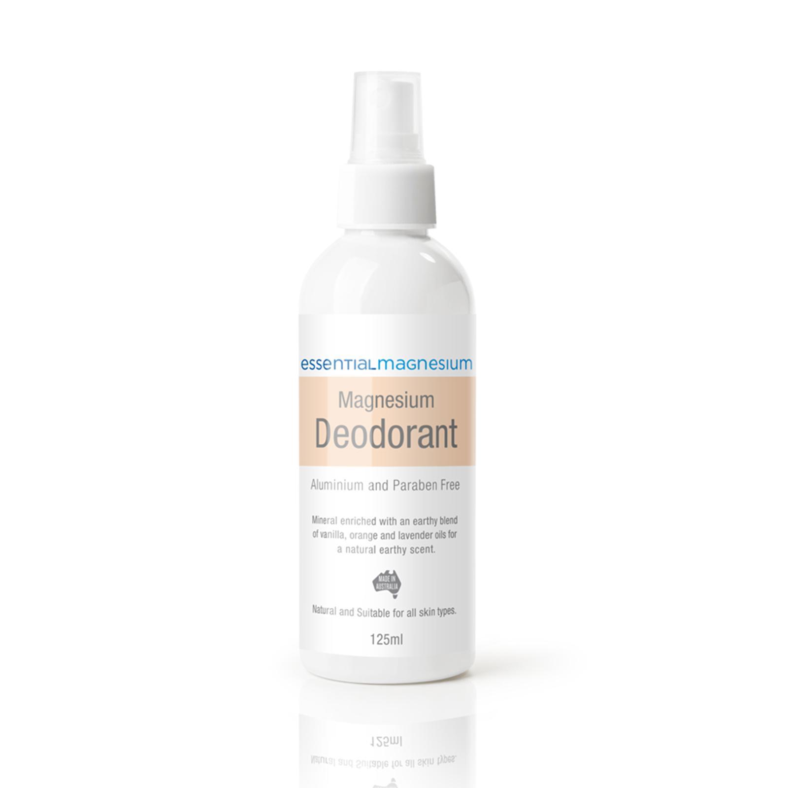 Buy Essential Magnesium Deodorant - Orange Label (vanilla, orange and lavender) Singapore
