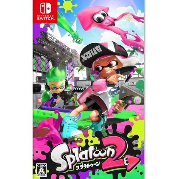 How To Get Nintendo Switch Splatoon 2
