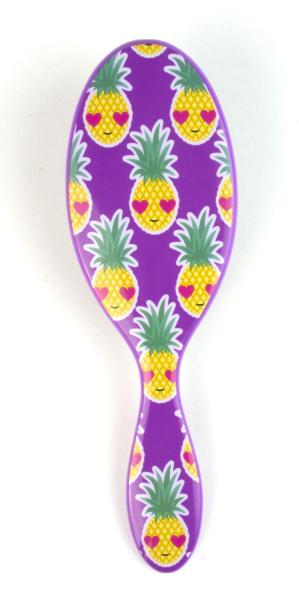Buy Wet Brush Happy Hair Smiley Pineapple Singapore